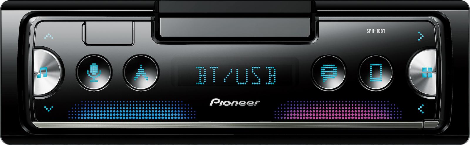 Pioneer SPH-10BT New  radio usb/BT/smart phone