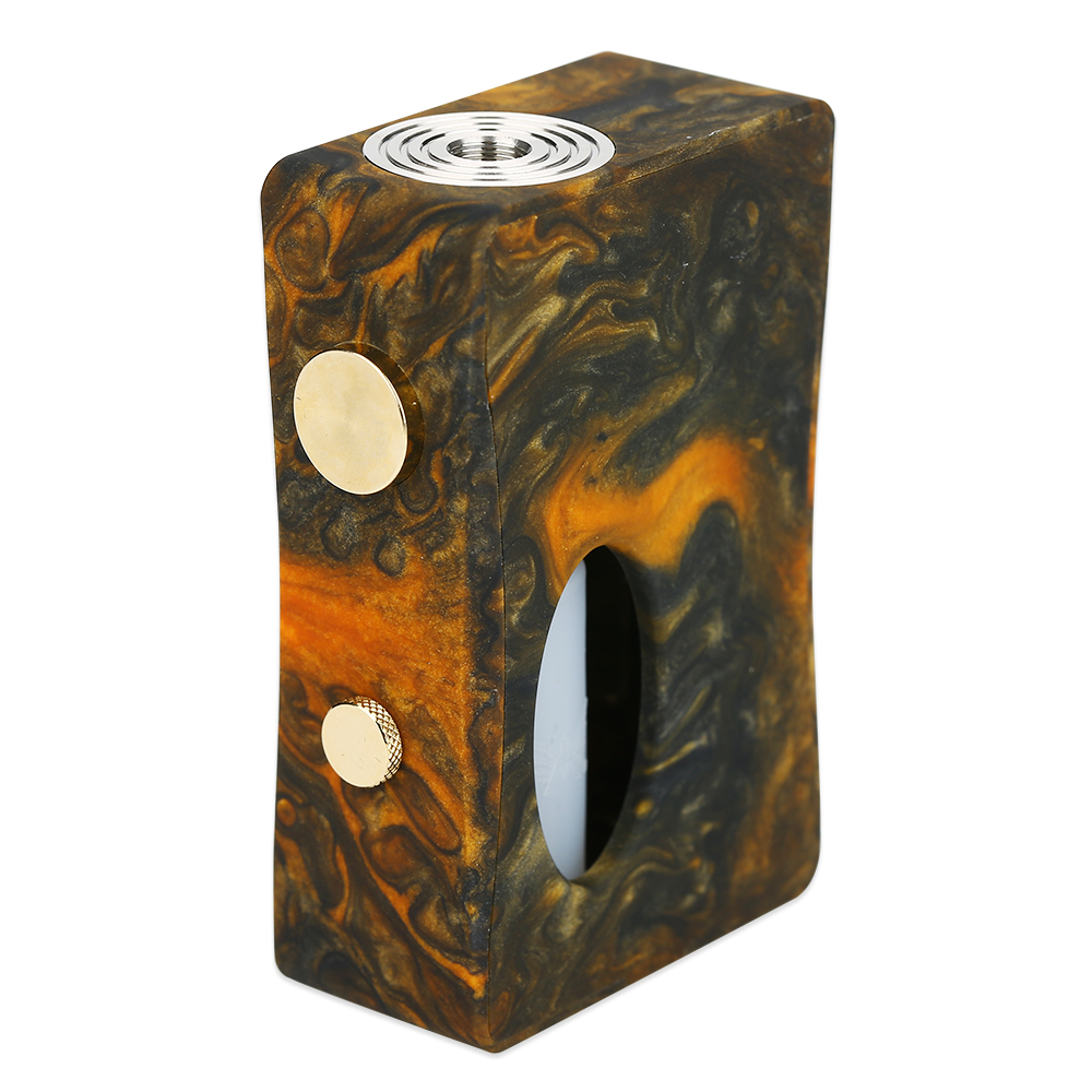 Aleader x-drip squonk mod Black Orange