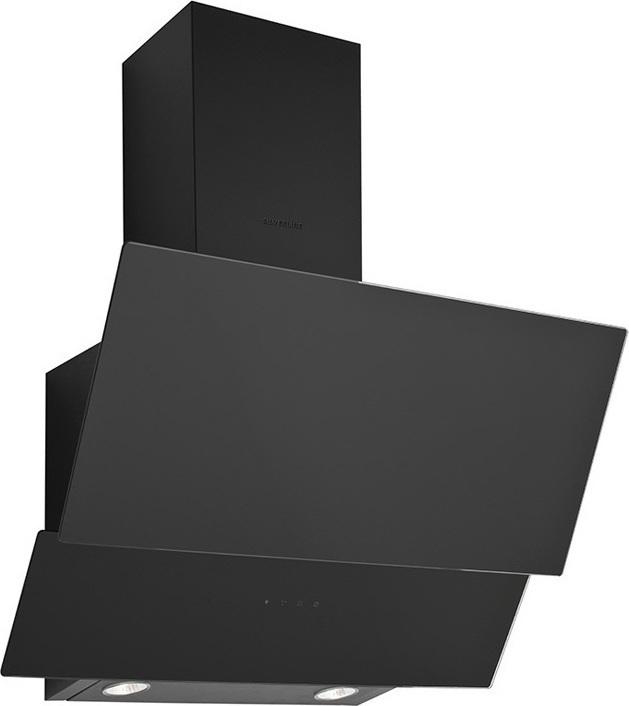 Davoline Classy Plus 90cm Μαύρος Κάθετης Απορρόφησης