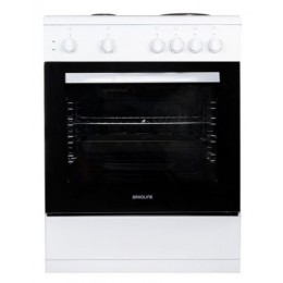Davoline DAE 600 WH Ελεύθερη Αερόθερμη Κουζίνα