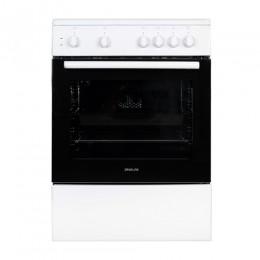 Davoline DAC 600 WH Ελεύθερη Αερόθερμη Κουζίνα