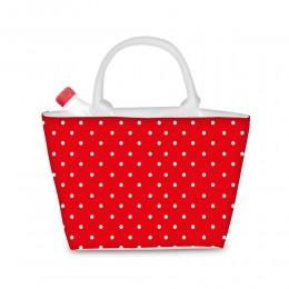 Beper Es.050r Ισοθερμική Τσάντα Παραλίας - Κόκκινη