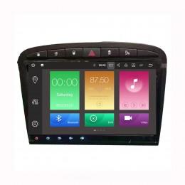 Beltec BLA.PEU.308.90 Multimedia OEM 9'' με Android 9 Pie για Peugeot 308 από το 2010 εώς 2012 με επεξεργαστή 4 πύρηνο Cortex A9