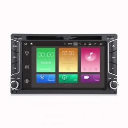 Beltec BLA.UNI.2.62 Universal Οθόνη 6.2'' με Android 9 Pie DVD,Gps,Bluetooth με επεξεργαστή 4 πύρηνο Cortex A9