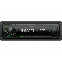 KENWOOD KMM105GY. Digital Media Receiver with Front USB & AUX Input.