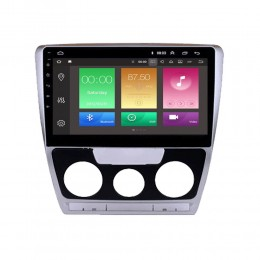 Beltec BLA.SKO.101 Multimedia OEM 10.1 '' με Android 9 Pie για Skoda Octavia 5 από το 2005 εώς 2012 με επεξεργαστή 4 πύρηνο Cortex A9
