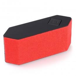 Φορητό ηχείο - ραδιόφωνο με Bluetooth και εισόδους USB/TF card/AUX - K71 - Κόκκινο - OEM 51989