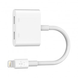 Belkin Lightning Audio + Charge RockStar™ - F8J198btWHT
