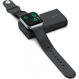 Belkin BOOST↑CHARGE™ Power Bank 2K for Apple Watch - F8J233btBLK