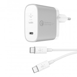 Belkin Quick Charge 4.0 USB-C kit ταχυφορτιστής 27W με καλώδιο 1,2m