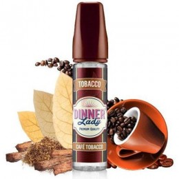 Dinner Lady Flavour Shot Tobacco Range Cafe Tobacco 20ml/60ml