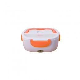 Θερμαινόμενο δοχείο φαγητού 650ml/450ml 40W - Πορτοκαλί