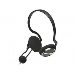 Manhattan 175524 3.5mm Connector Behind-The-Neck Stereo Headset