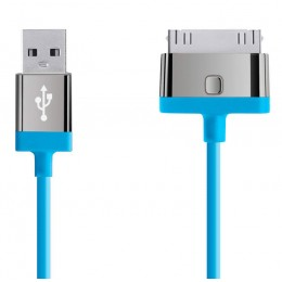 Belkin MIXIT^ ChargeSync Cable (F8J041cw2M-BLU)