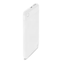 Belkin BOOST↑CHARGE™ Power Bank 5K With Lightning Connector White - F7U045btWHT