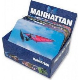 Manhattan Designer  Mouse Pad 431620