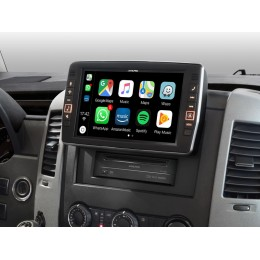 """Alpine X903D-S906 9"""" Touch Screen Navigation for Mercedes Sprinter, compatible with Apple CarPlay an"""