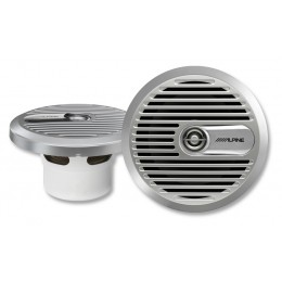 Alpine 16,5 cm 2-Way Coaxial Speaker - SPS-M601