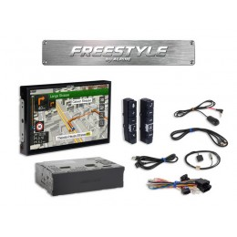 Alpine X903DC-F Freestyle 9-inch Navigation System for custom installation