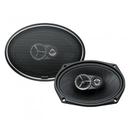 Kenwood 7x10, 3-way Coaxial High Performance Flush Mount Speaker System KFC-X712