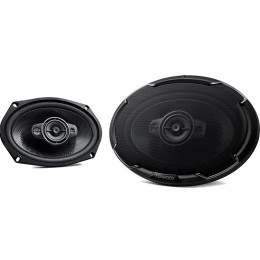 Kenwood KFC-PS6986 6 x 9 4 Way Full Range Speakers