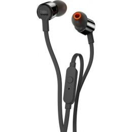 JBL T110 Ενσύρματα Ακουστικά In-Ear Με Πλήκτρο Ελέγχου Και Μικρόφωνο Για Handsfree Κλήσεις black