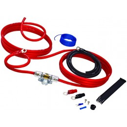 Stinger 4 Gauge 750 Watts Amplifier Wiring Kit