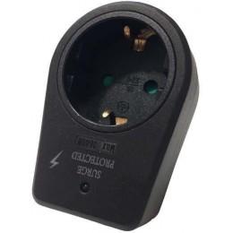 Αντάπτορας Προστασίας από υπέρταση για ηλεκτρονικές συσκευές μαύρο 147-10029 FERRARA