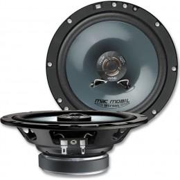 Mac Audio MMS-16.2 Ζεύγος ομοαξονικών ηχείων 16.5 cm
