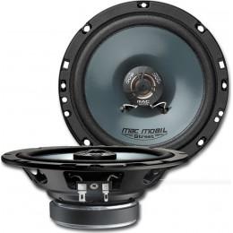 Mac Audio MMS-16.2F Ζεύγος ομοαξονικών ηχείων 16.5 cm