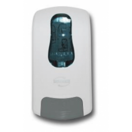IKOCHIMIKI Σαπουνοθήκη Λευκή Χειροκίνητη HG 1000ML
