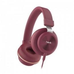 HAVIT H2263D HEADPHONES RED