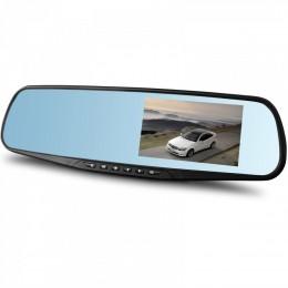 Καθρέπτης Αυτοκινήτου Full HD DVR Κάμερα Καταγραφικό με Οθόνη 3 & Κάμερα Οπισθοπορείας-OEM