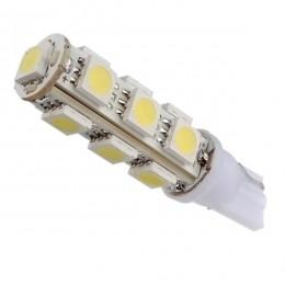 Λαμπτήρας LED T10 με 13 SMD 5050 Ψυχρό Λευκό GloboStar 03040