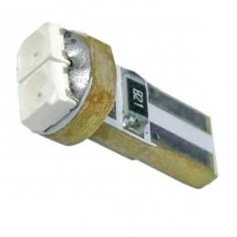 Λαμπτήρας LED T5 2 SMD 1210 Πορτοκαλί GloboStar 31145