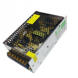 LED Ρυθμιζόμενο Τροφοδοτικό DC Switching 150W 12V 12.5 Ampere IP20 GloboStar 77930