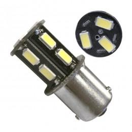 Λαμπτήρας LED BAU15S 13 SMD 5630 Ψυχρό Λευκό GloboStar 04520