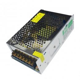 LED Ρυθμιζόμενο Τροφοδοτικό DC Switching 150W 24V 6.25 Ampere IP20 GloboStar 77464