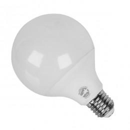Λάμπα LED E27 G95 Γλόμπος 15W 230V 1470lm 260° Φυσικό Λευκό 4500k GloboStar 01734