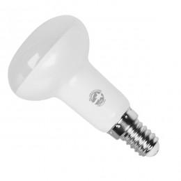 Λάμπα LED E14 R50 Σποτ 8W 230v 770lm 120° Φυσικό Λευκό 4500k GloboStar 01743