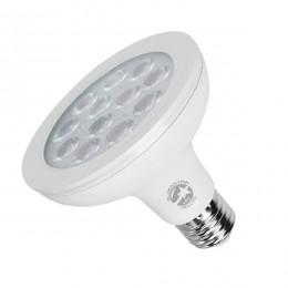 Λάμπα LED E27 PAR30 Σποτ 12W 230V 1200lm 36° Ψυχρό Λευκό 6000k GloboStar 01772