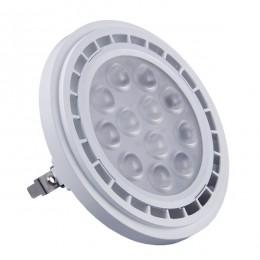 Λάμπα LED AR111 G53 Σποτ 12W 230V 1180lm 36° Φυσικό Λευκό 4500k Dimmable GloboStar 01764