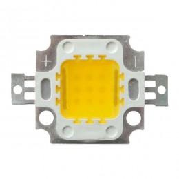 Υψηλής Ισχύος COB LED BRIDGELUX 10W 9-11V 950lm Θερμό Λευκό 3000k GloboStar 46303