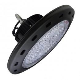 Κρεμαστό Φωτιστικό High Bay Οροφής UFO 150 Watt Ψυχρό Λευκό GloboStar 05501