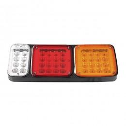 Πίσω Φανάρι Φορτηγού 40 LED 24 Volt Universal IP66 GloboStar 75495