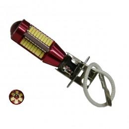 Λαμπτήρας LED H3 Can Bus με 78 SMD 4014 10-30v 6000k GloboStar 40184