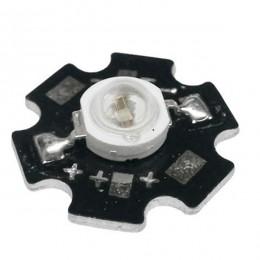 Υψηλής Ισχύος Star LED High Power 1W 3.2V Μπλε GloboStar 47043