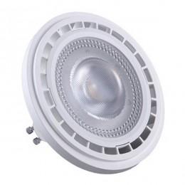 Λάμπα LED AR111 GU10 Σποτ 15W 230V 1480lm 12° Φυσικό Λευκό 4500k Dimmable GloboStar 01770