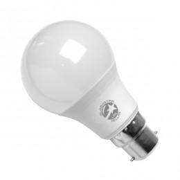 Λάμπα LED B22 A60 Γλόμπος 10W 230V 970lm 260° Φυσικό Λευκό 4500k GloboStar 01683