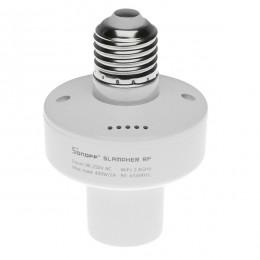SONOFF E27 to E27 Adaptor Smart Home Switch WiFi - Ασύρματος Έξυπνος Διακόπτης - Αντάπτορας Ντουί E27 σε E27 GloboStar 48457